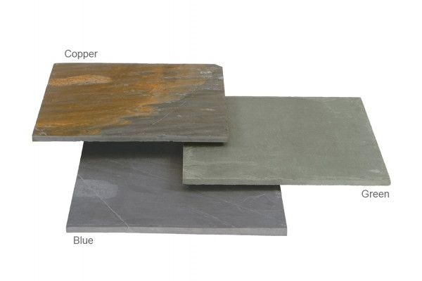 Stonemarket - Truslate Paving - Blue - Single Sizes (Individual Slabs)