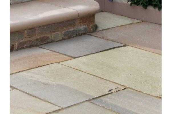 Stonemarket - Trustone Paving - Sawn Edge - Glenmoor - Single Sizes