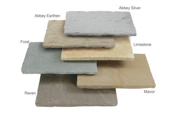 Stonemarket - Vintage Stone Paving - Raven - Project Pack