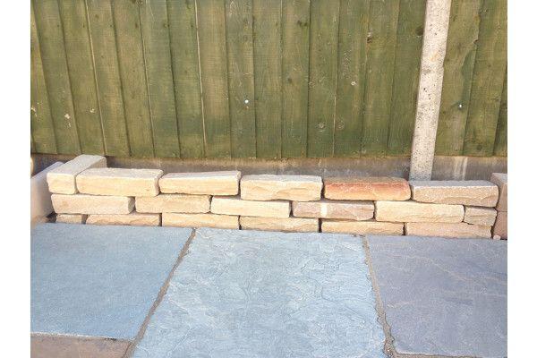 Stonemarket - Vintage Stone Walling Blocks - Manor