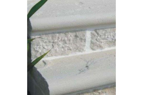 Strata Stones - Bull Nosed Steps - Mint