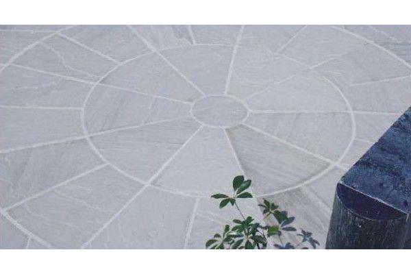 Strata Stones - Circle Collection - Classic - Grey Circles