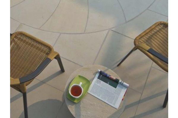 Strata Stones - Circle Collection - Elegance - Mirage (Spinning) Rimini