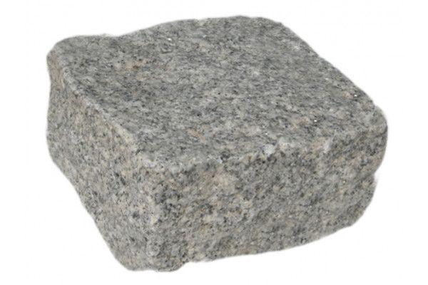 Strata Stones - Granite Setts - Grey - 100 x 100mm