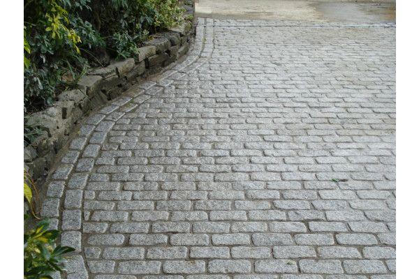 Strata Stones Granite Setts Grey 100 X 100mm Best