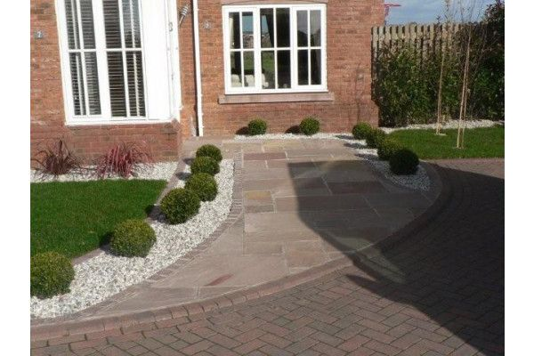 Strata Stones - Kendal Collection - Autumn - Patio Pack