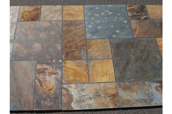 Strata Stones - Salerno Collection - Rustic - Patio Pack