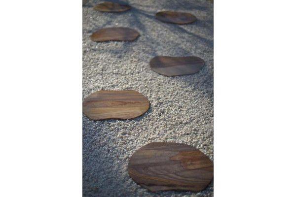 Strata Stones - Stepping Stones - Rufina (Rainbow)