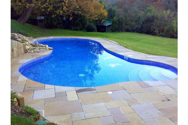 Strata Stones - Whitchurch Sandstone Collection - Camel - Single Sizes