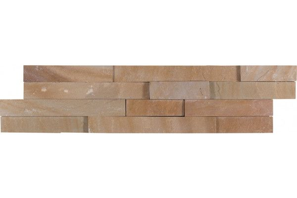 Bradstone - Natural Sandstone - Walling Slips - Sunset Buff