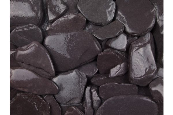 Blue Slate Paddle Stones - 50 to 150mm