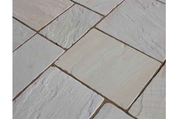 Castacrete - Tumbled Sandstone - Mint - Patio Pack