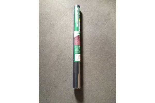 Heavy Duty Weed Control Membrane - Weedcheck Ultra Landscaping Fabric - 14 x 1m