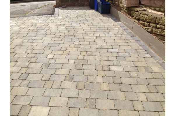 Wyresdale - Abbey Tumbled Setts - Burnt Willow - Single Sizes
