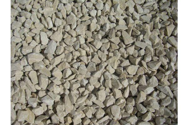 Cream Limestone Chippings - 20mm