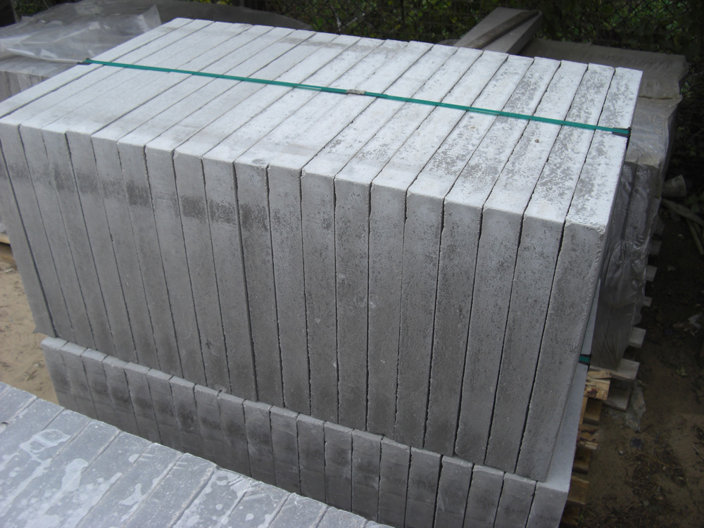 Decorative Cement Slabs : Council thick concrete individual slabs lsd