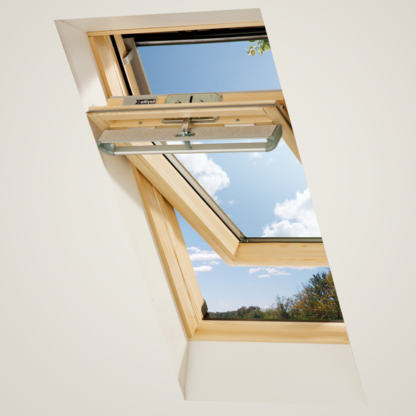Keylite Center Hung Roof Window