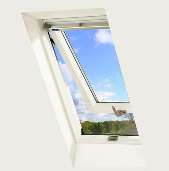 Keylite Top Hung Fire Escape Window