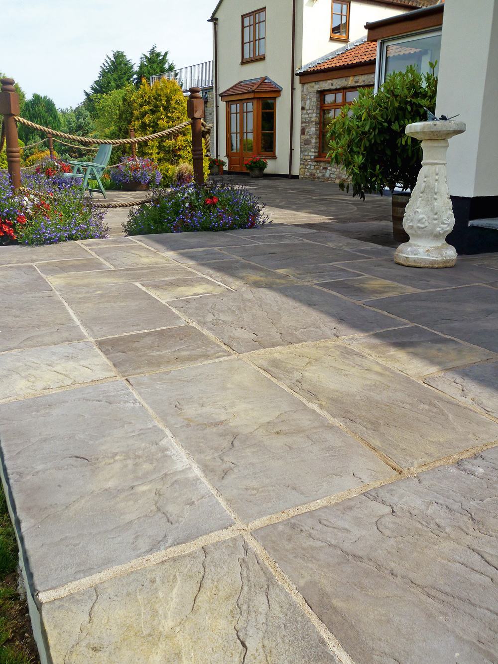Marshalls Heritage Paving Old Yorkstone Single Sizes At