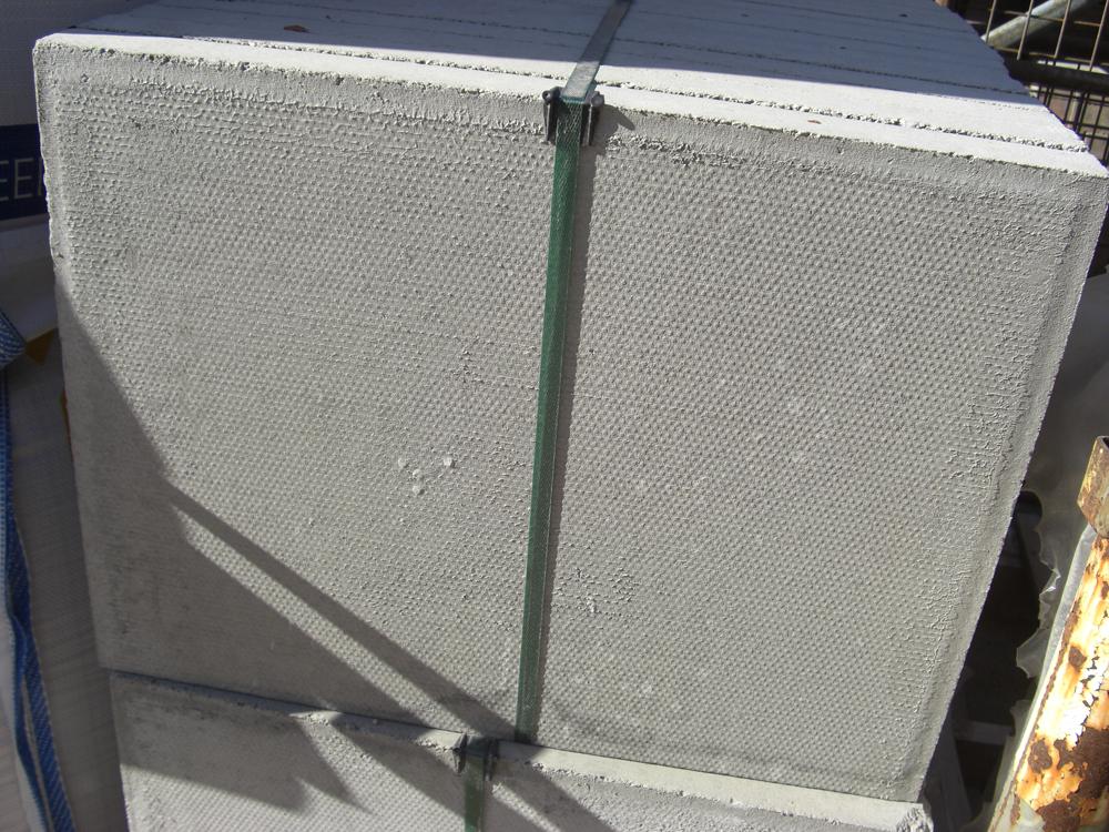 council thick concrete paving slabs pressed grey. Black Bedroom Furniture Sets. Home Design Ideas
