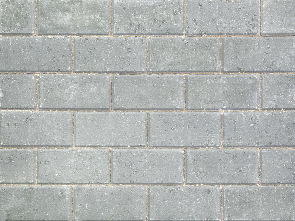 Stonemarket Pavedrive Paviors Grey 200 X 100 X 50mm
