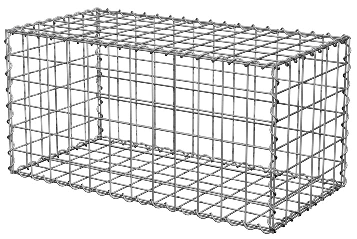 Gabion Basket Cubes Available to Buy Individually Hot Dipped Metal ...