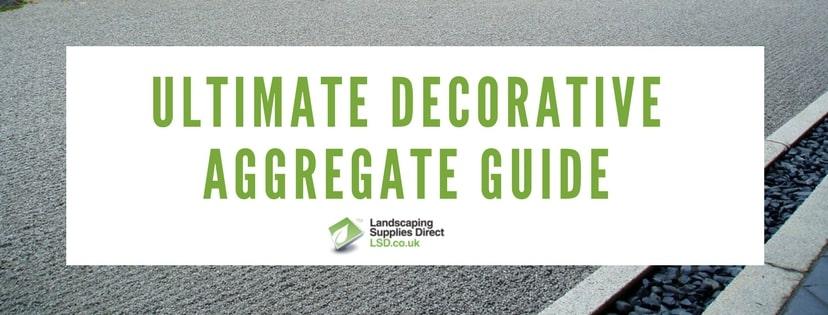 Decorative Aggregates Pebbles & Garden Landscaping