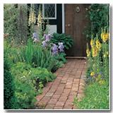 Cottage Garden Paving Ideas
