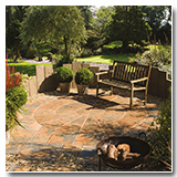 Peace and Tranquill Garden Paving Ideas