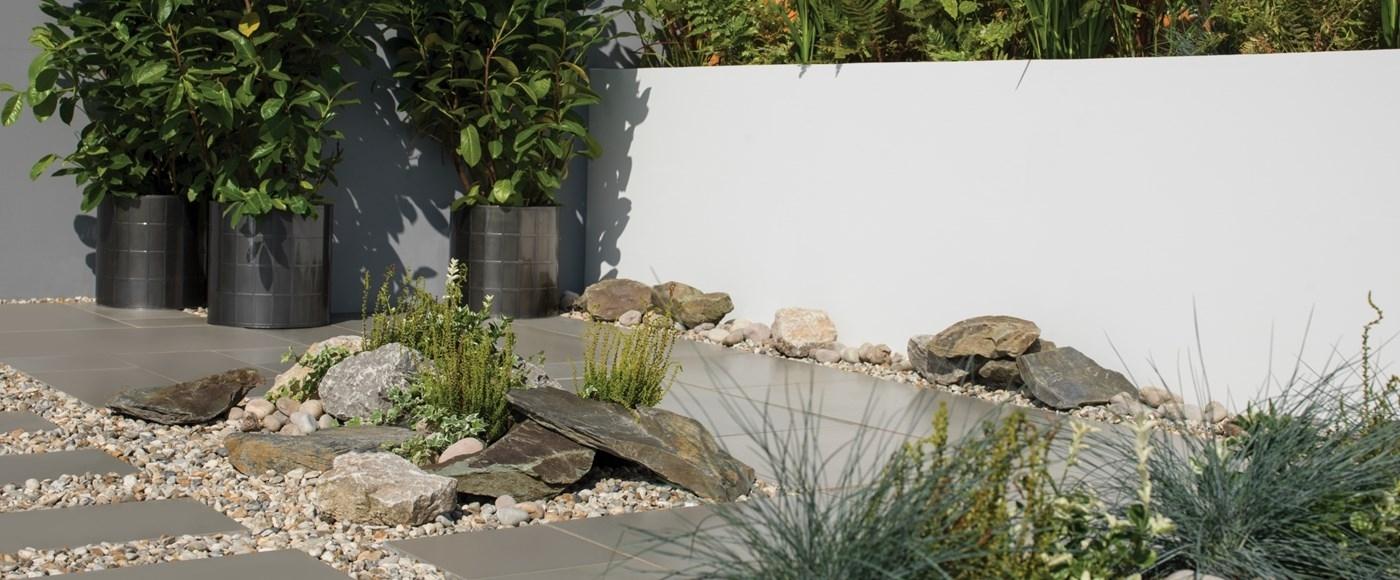 Decorative Aggregates Pebbles Gravel Garden Bradstone Garden