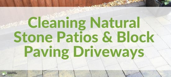 Natural Paving Cleaning Guide Banner