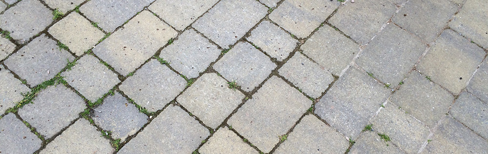 Dirty Block Paving
