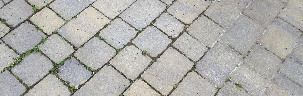 Dirty Block Paving