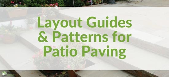 Patio Paving Layout Guide