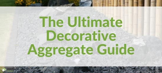 Ultimate Decorative Aggregate Guide Banner