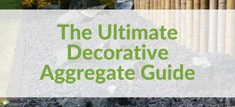 Ultimate Decorative Aggregate Guide Banner