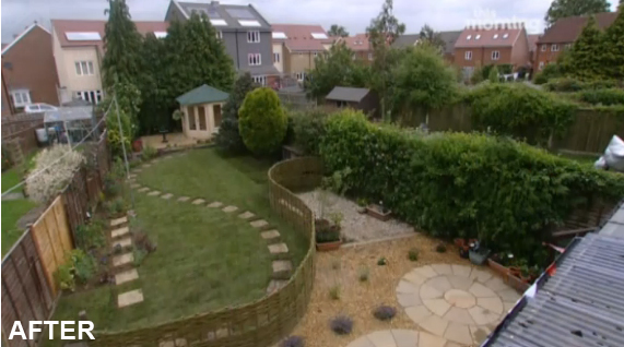 ITV Paving After